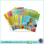 Learn To Write - 10 Wipe Clean Workbooks Collection : Miles Kelly หนังสือเขียนลบได้ ฝึกกล้ามเนื้อมัดเล็ก 10 เล่ม