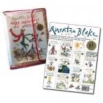 Quentin Blake Picture Book Collection, Roald Dahl Award winning : 10 Books : เซตหนังสือภาพของเควนติน เบลค รางวัล โรอัล ดาห์