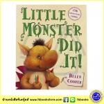 Helen Cooper : Little Monster Did It นิทานภาพปกอ่อน คลาสสิก สัตว์ประหลาดน้อยเป็นคนทำค่ะ