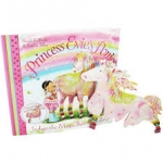 Princess Evies Ponies : Indigo the Magic Rainbow Pony หนังสือนิทานพร้อมโมเดลกระดาษ โพนี่ของเจ้าหญิงเอวี่