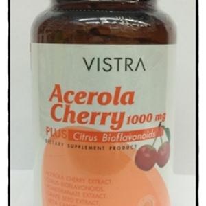 Vistra Acelora Cherry 1000 mg 150 เม็ด