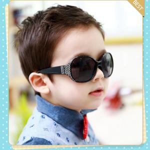 GS001••แว่นตาเด็ก••เพชรสีดำ