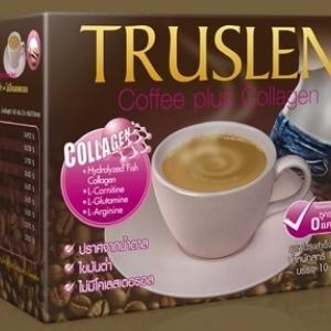 Truslen Coffee Plus Collagen (16กรัม * 10ซอง+2ซอง)