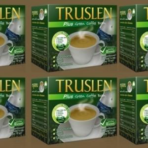 Truslen Plus Green Coffee Bean 6 * (10ซอง)
