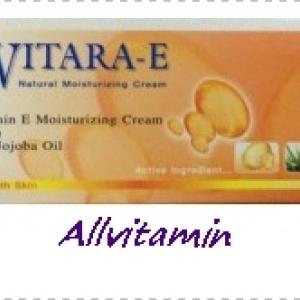 Vitara-E Cream 50 Gm