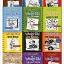 Jeff Kinney : Diary of a Wimpy Kid 12 Books Collection เซตบันทึกของวิมปีคิด 12 เล่ม รวมเล่มใหม่ Old school, Double Down thumbnail 4