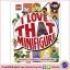 DK LEGO : I LOVE THAT MINIFIGUE : DK LEGO : I LOVE THAT MINIFIGUE รวมเลโก้มินิฟิกร์ โดย ดีเค thumbnail 1