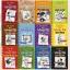 Jeff Kinney : Diary of a Wimpy Kid 12 Books Collection เซตบันทึกของวิมปีคิด 12 เล่ม รวมเล่มใหม่ Old school, Double Down thumbnail 3
