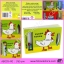 Rattle Book : Cluck Cluck บอร์ดบุ๊คส์เขย่าได้ ไก่คลักคลัก thumbnail 1