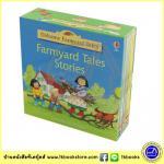 Usborne : Farmyard Tales Stories 20 Books Collection เซตหนังสือหัดอ่าน ฟาร์มยารด 20 เล่ม พร้อมกล่อง ค่ายอัสบอร์น
