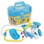 ของเล่นกระเป๋าคุณหมอ สีฟ้า