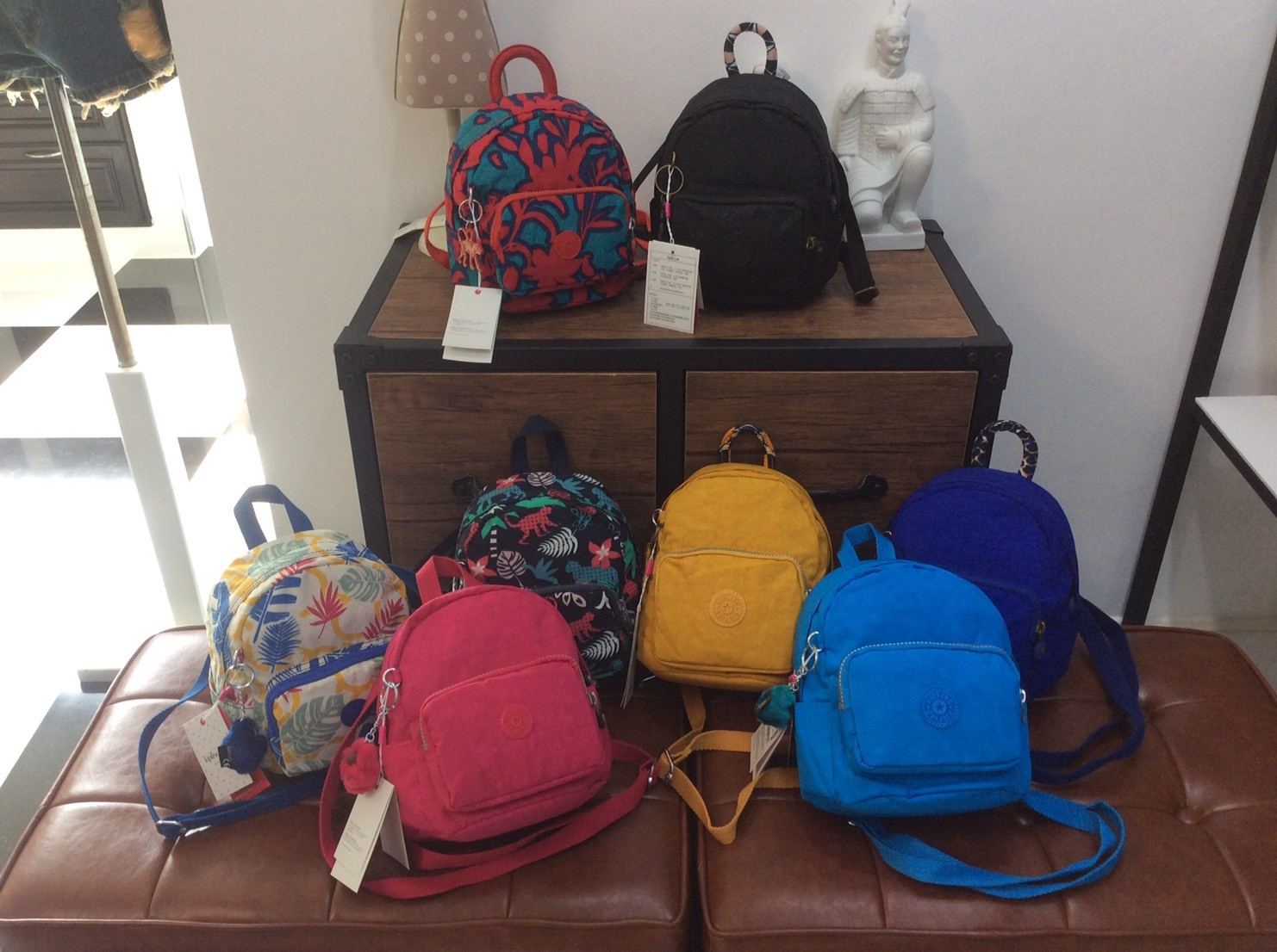 Kipling Mini nylon Backpack ( K12673 ) Outlet Hong Kong