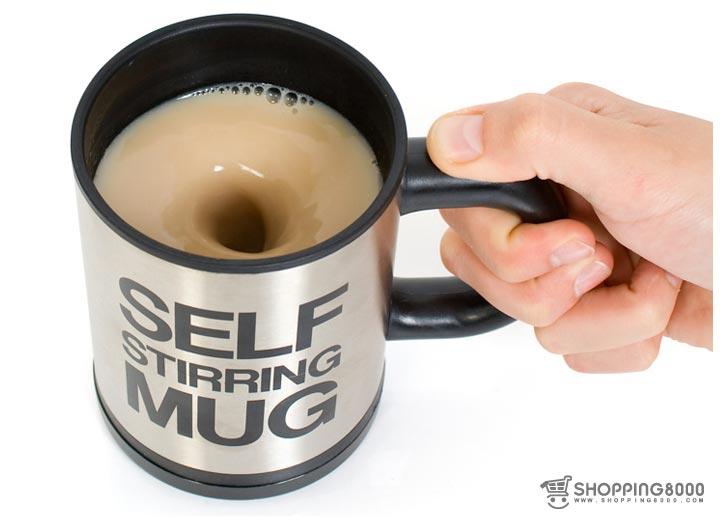 แก้วคนเองอัตโนมัติ Drink in motion mug <พร้อมส่ง>