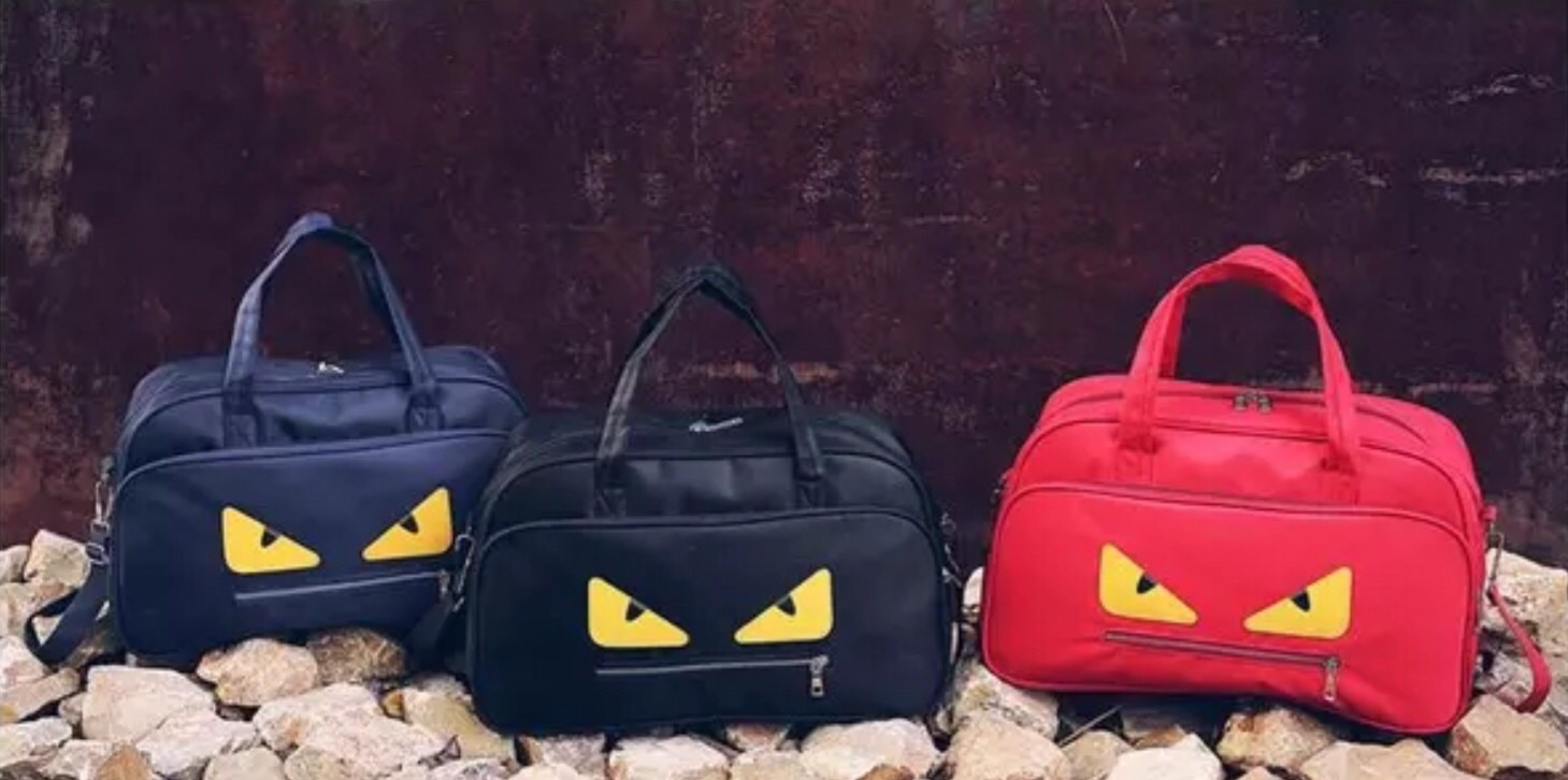 Fashion Style Fendi travel bag