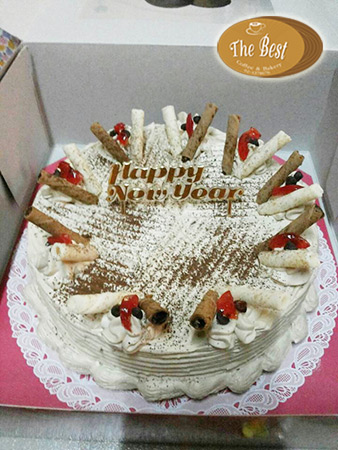 เค้กกาแฟมอคค่า (Mocha Coffee Cake)