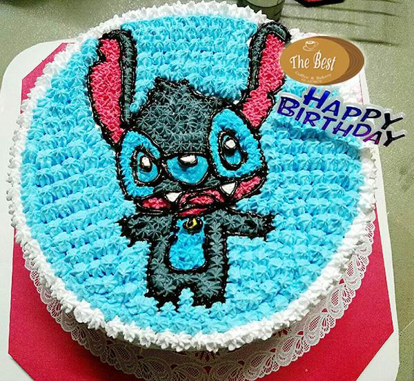 เค้กสติช (Stitch Cake)