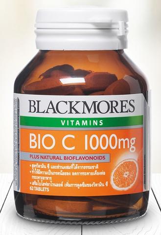 Blackmores Bio C 1000 mg 62 เม็ด