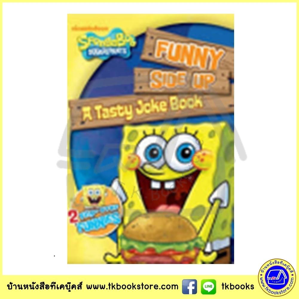 Nickelodeon SpongeBob Squarepants : Laugh 'n' Ride & Funny Side Up : 2 Flip over funnies