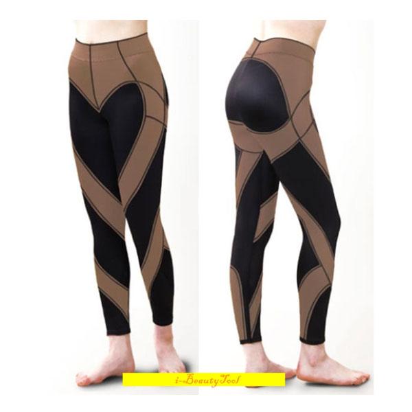 กางเกงออกกำลังกายช่วยเผาผลาญ เสริมสร้างกล้ามเนื้อ ใช้ได้ หญิง และชาย จากญี่ปุ่น