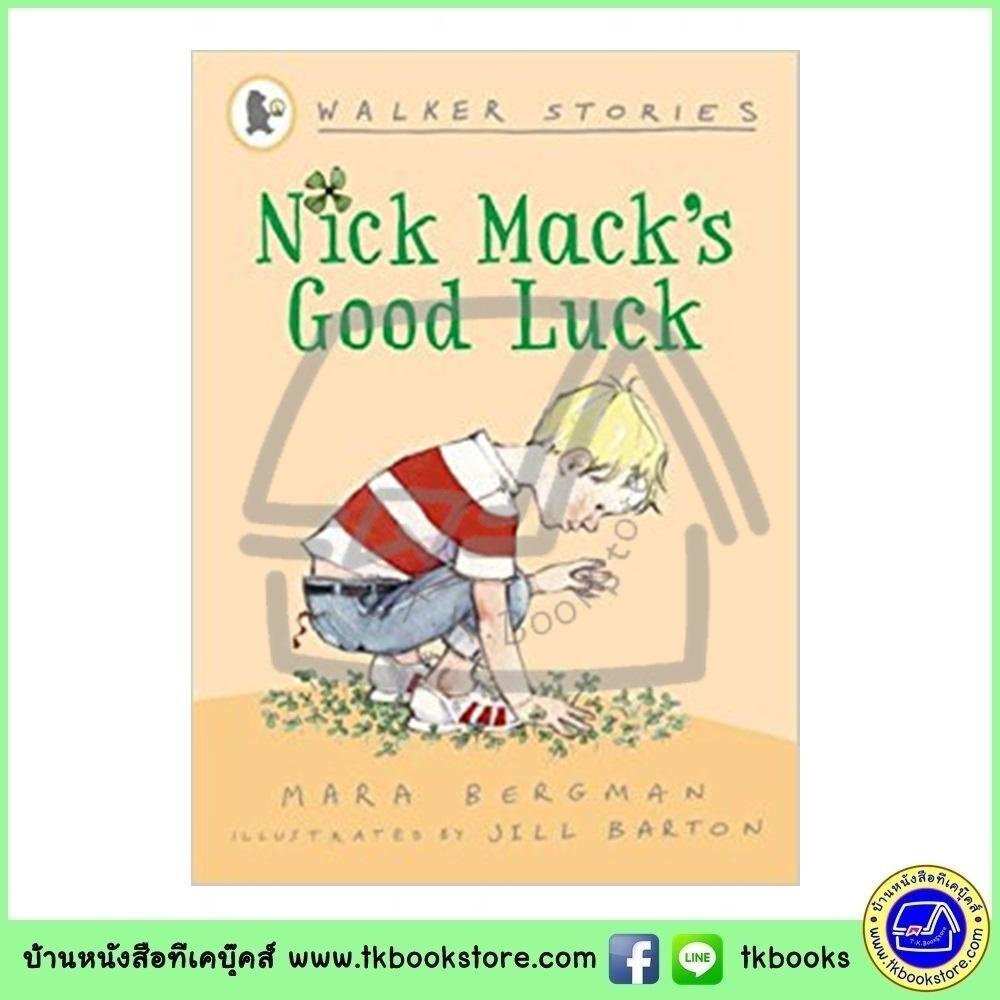 Walker Stories : Nick Mack's Good Luck หนังสือเรื่องสั้นของวอร์คเกอร์ : โชคดีของนิคแมค