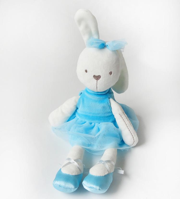 ตุ๊กตากระต่าย Mamas&Papas ถอดชุดได้ สีฟ้า