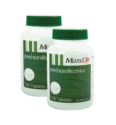 MaxxLife Spirulina 100 tab