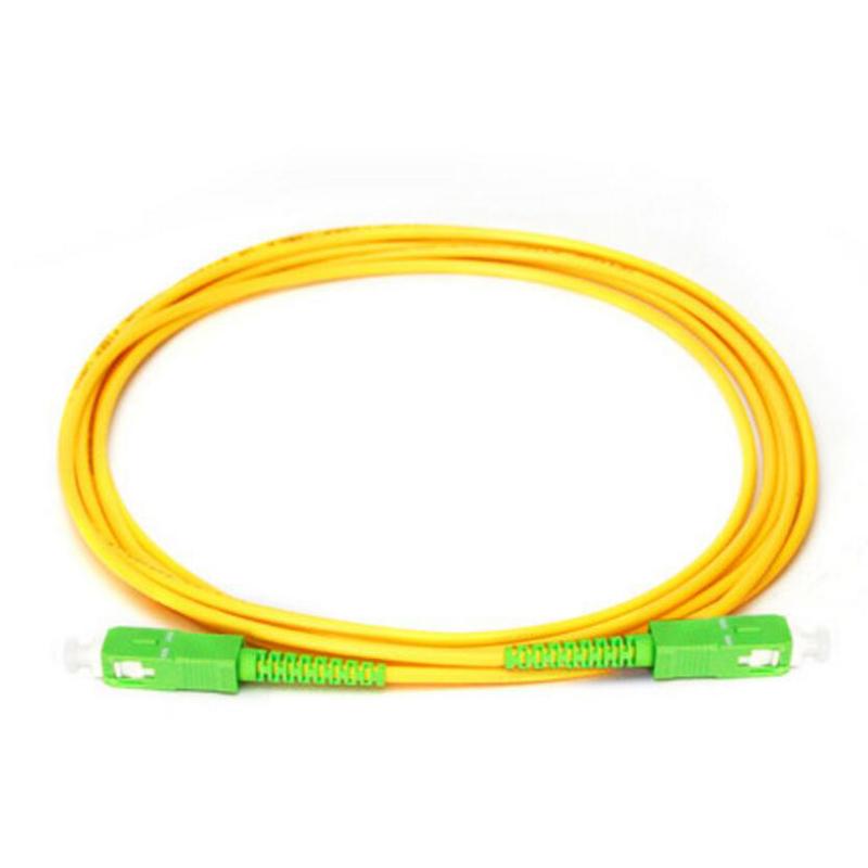 SC/APC-SC/APC Optical Patch Cord