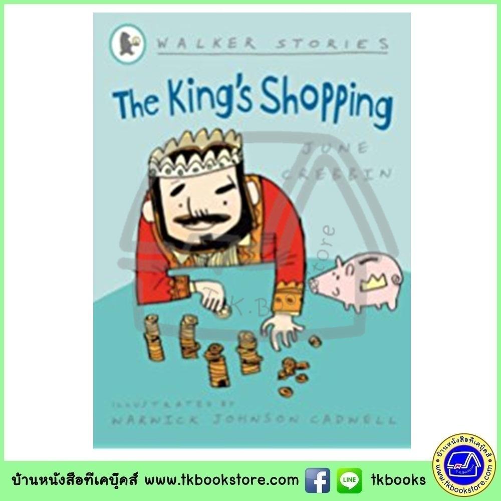 Walker Stories : The King's Shopping หนังสือเรื่องสั้นของวอร์คเกอร์ : พระราชาซื้อของ