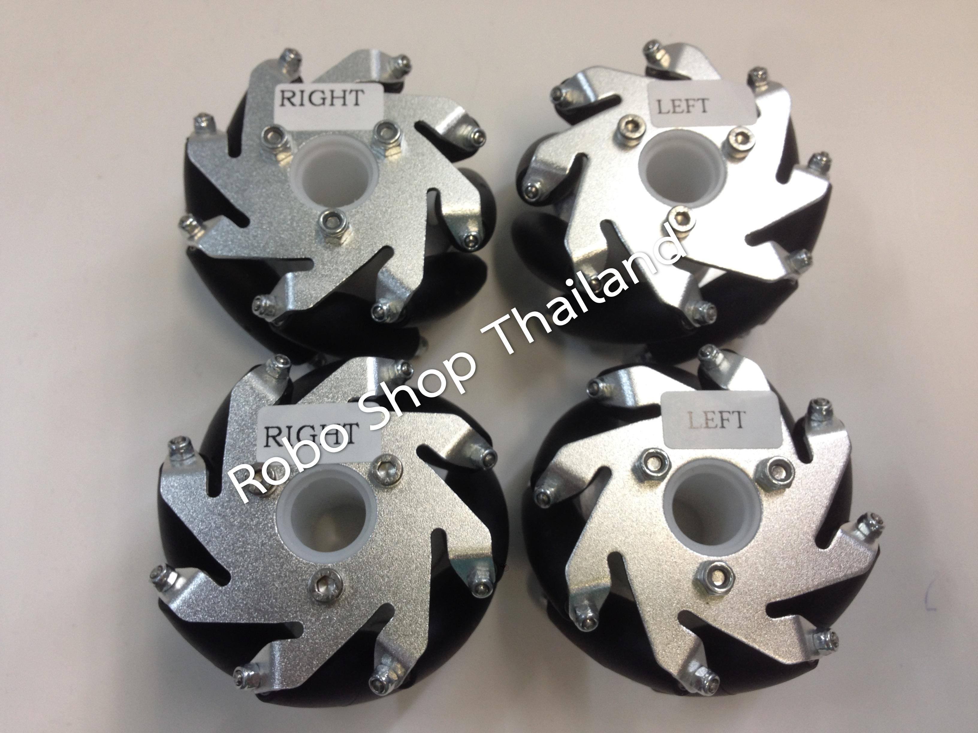 mecanum wheel (Dia 60 mm.)