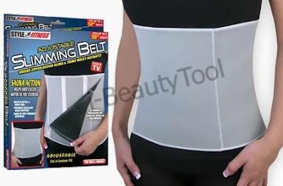 [หมด] ปลอกเอวรัดพุงซาวน่า Slimming Belt As seen On TV