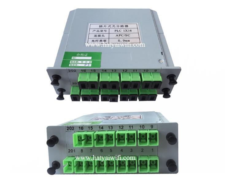PLC Splitter 1:16 SC/APC