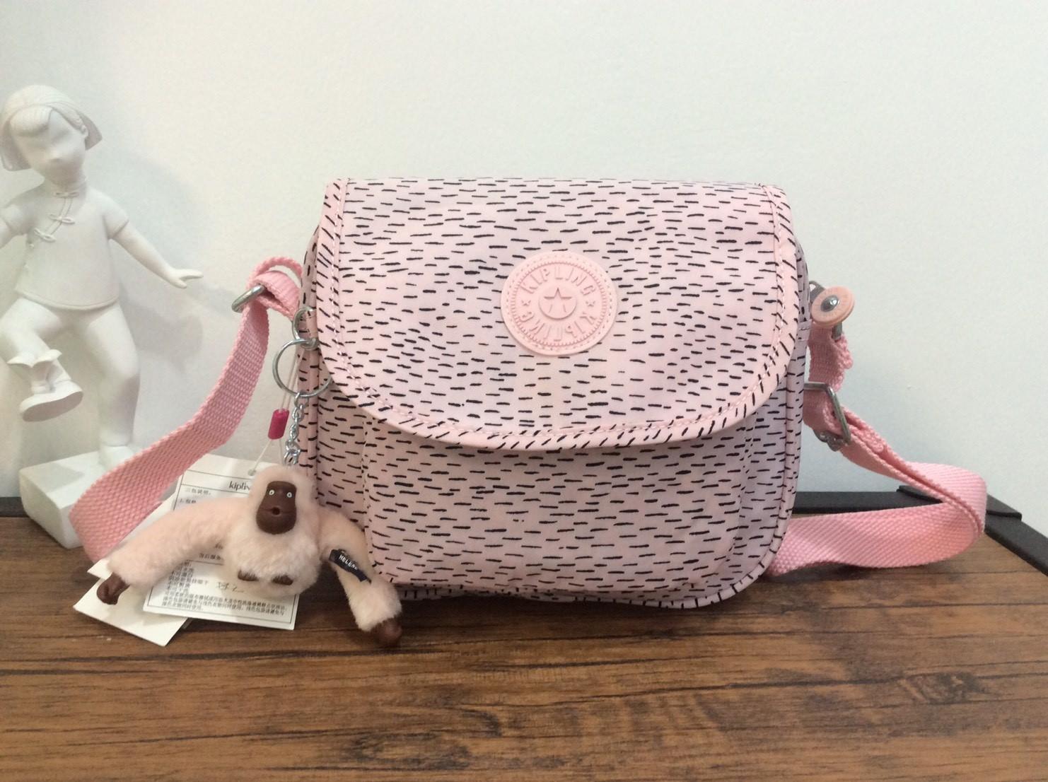Kipling nuria nylon shoulder bag 2017 ( K10026 )
