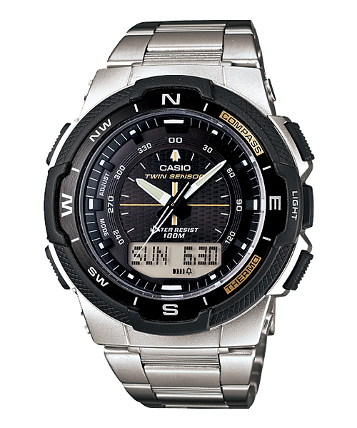 CASIO OUTGEAR รุ่น SGW-500HD-1BV