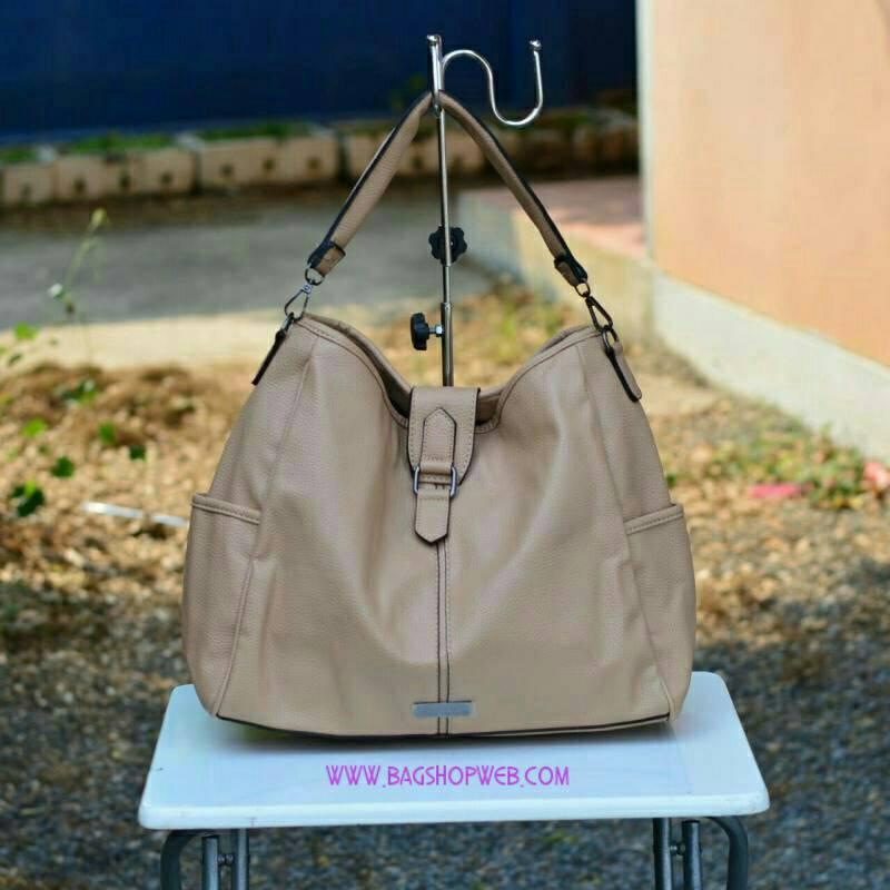 กระเป๋า MANGO Studded Shopper Bag พร้อมส่ง