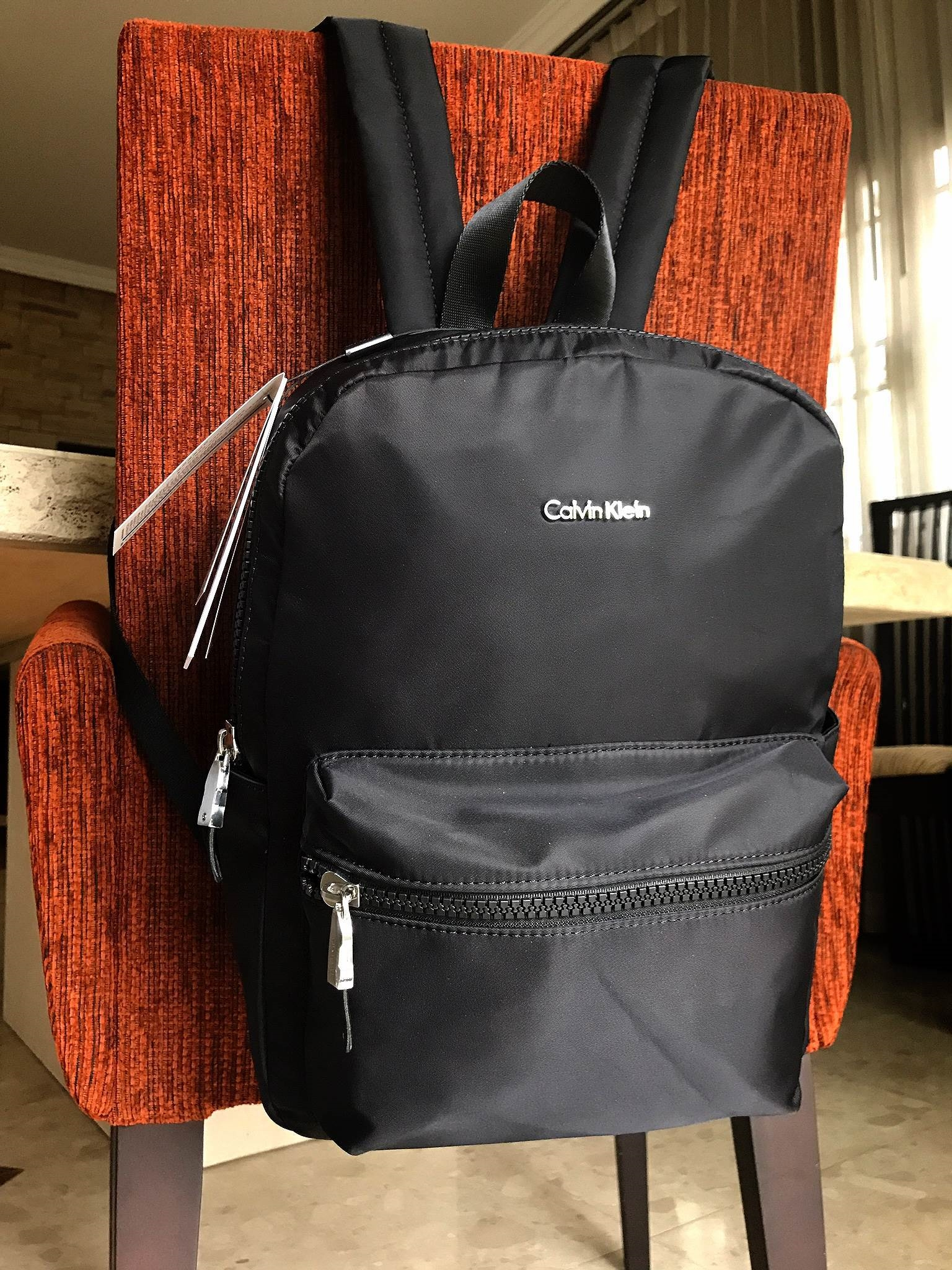 Calvin Klein Jeans Nylon Backpack 2018 *สินค้า outlet