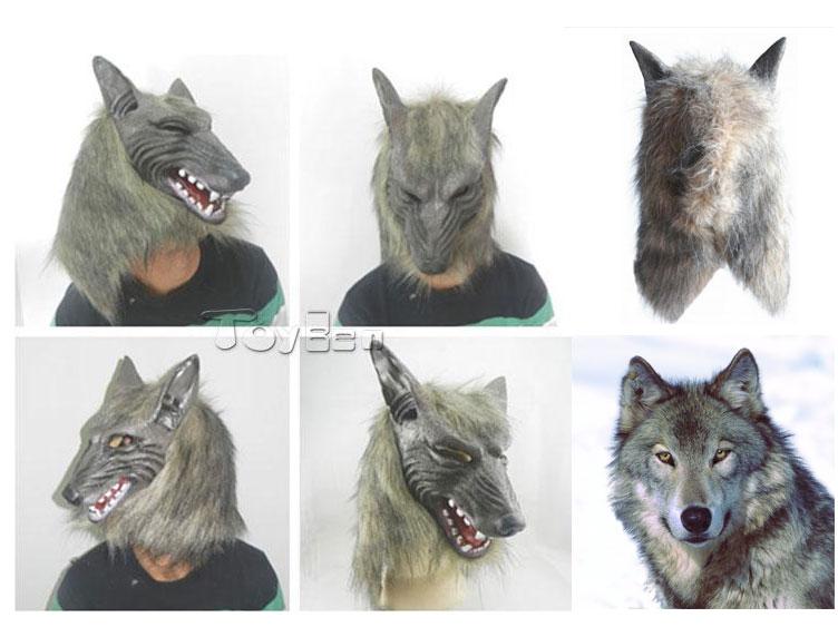 หน้ากากสัตว์คอสเพลย์