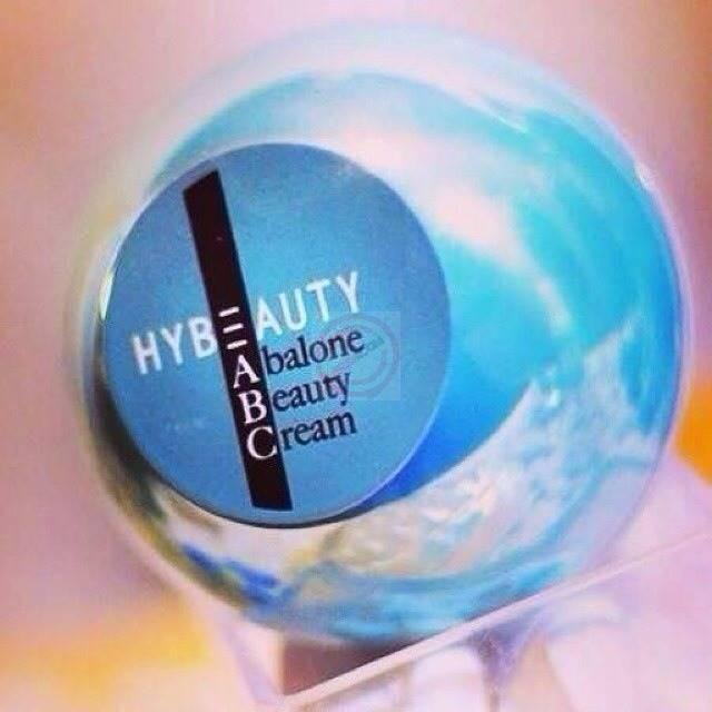Hybeauty Abalone beauty cream, อบาโลนบิวตี้ครีม