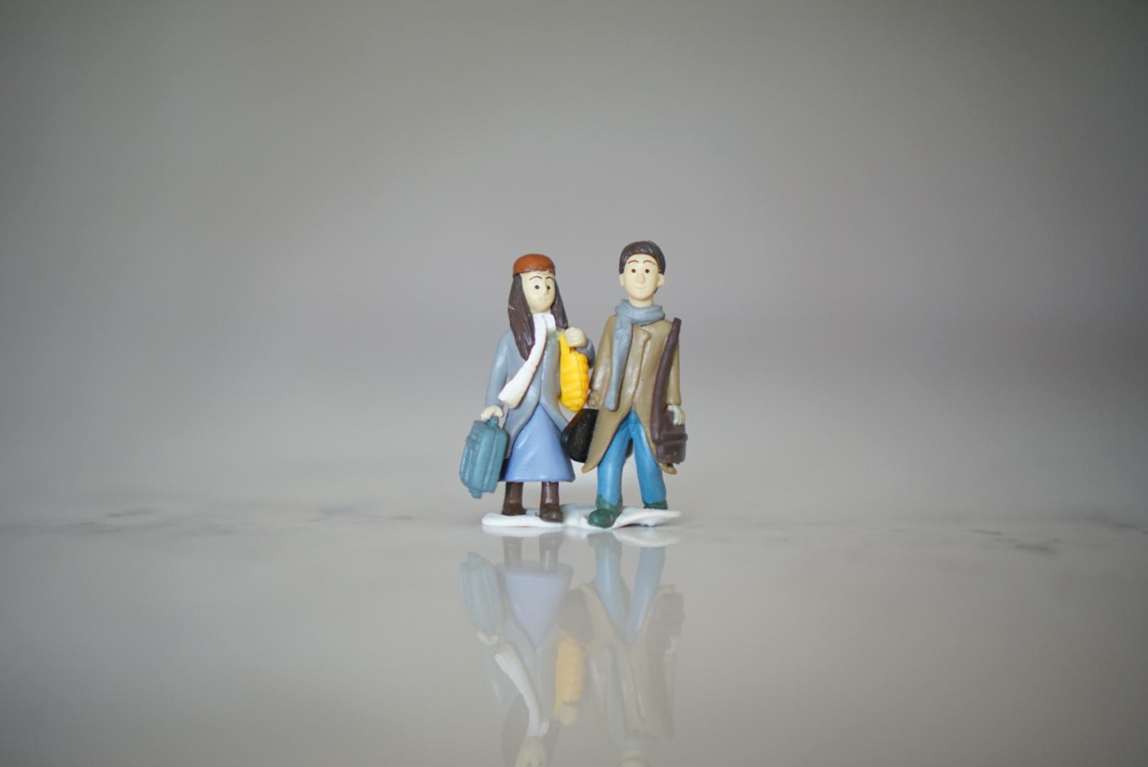 คู่รักเดินทาง