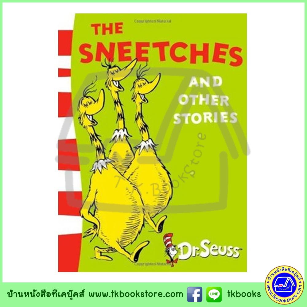 Dr. Seuss : The Sneetches And Other Stories หนังสือนิทาน ดร.ซูสส์ ปกอ่อนเล่มกลาง