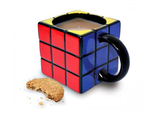 แก้วน้ำรูบิค Rubik's Mug <พร้อมส่ง>