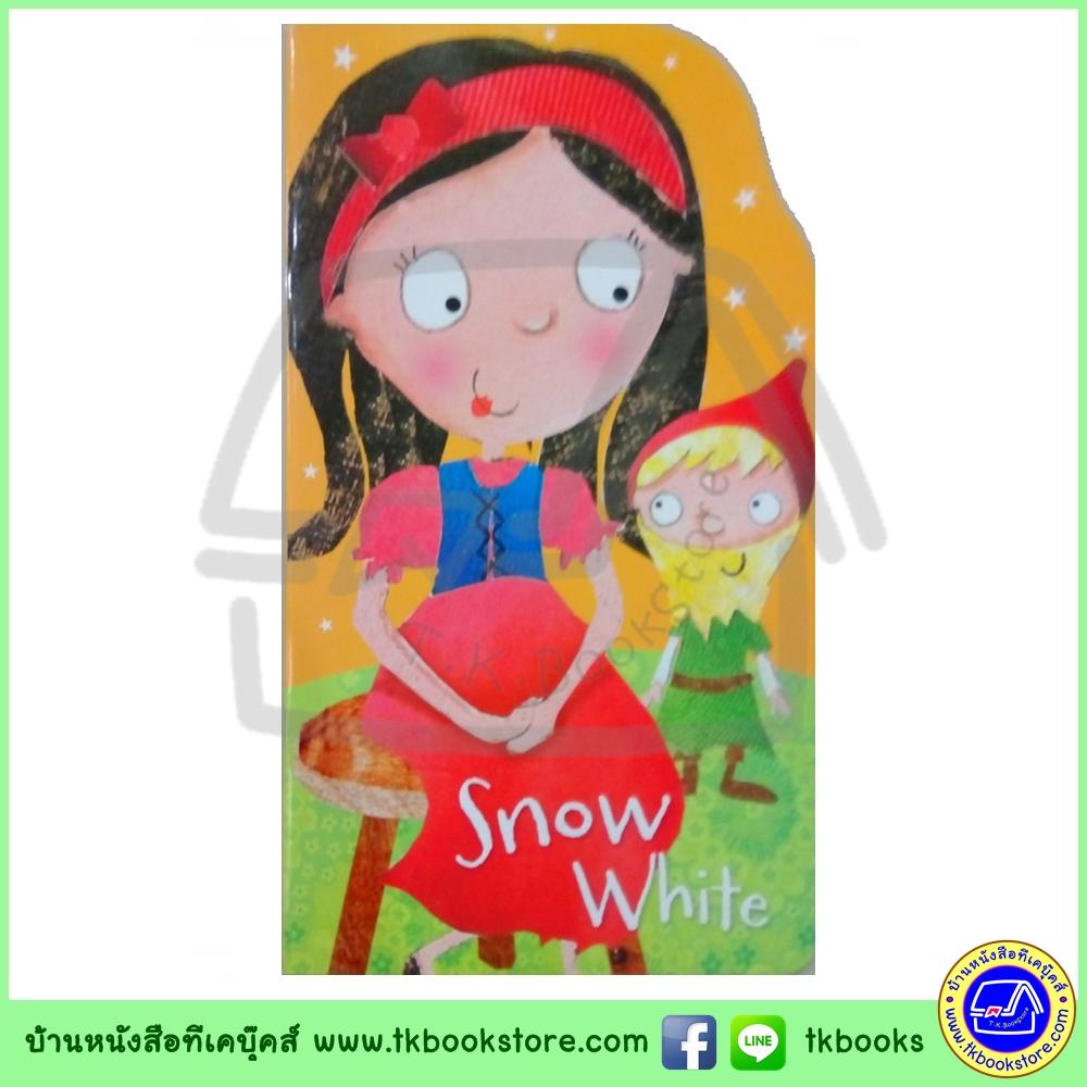 Reading with Phonics : Snow White หนังสือหัดอ่านภาษาอังกฤษด้วยโฟนิกส์ สโนว์ไวท์