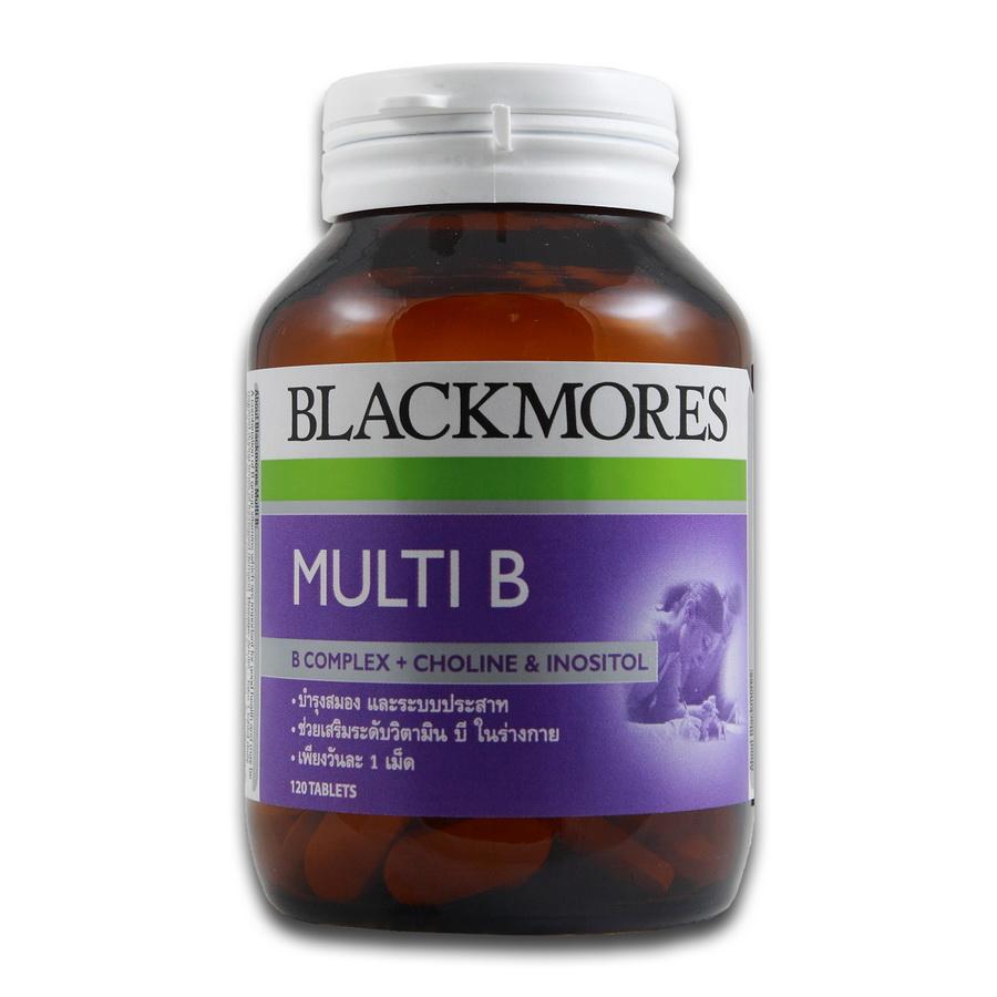Blackmores Multi B 120 เม็ด