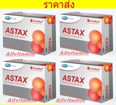 Mega we care ASTAX - 4 * 30 เม็ด