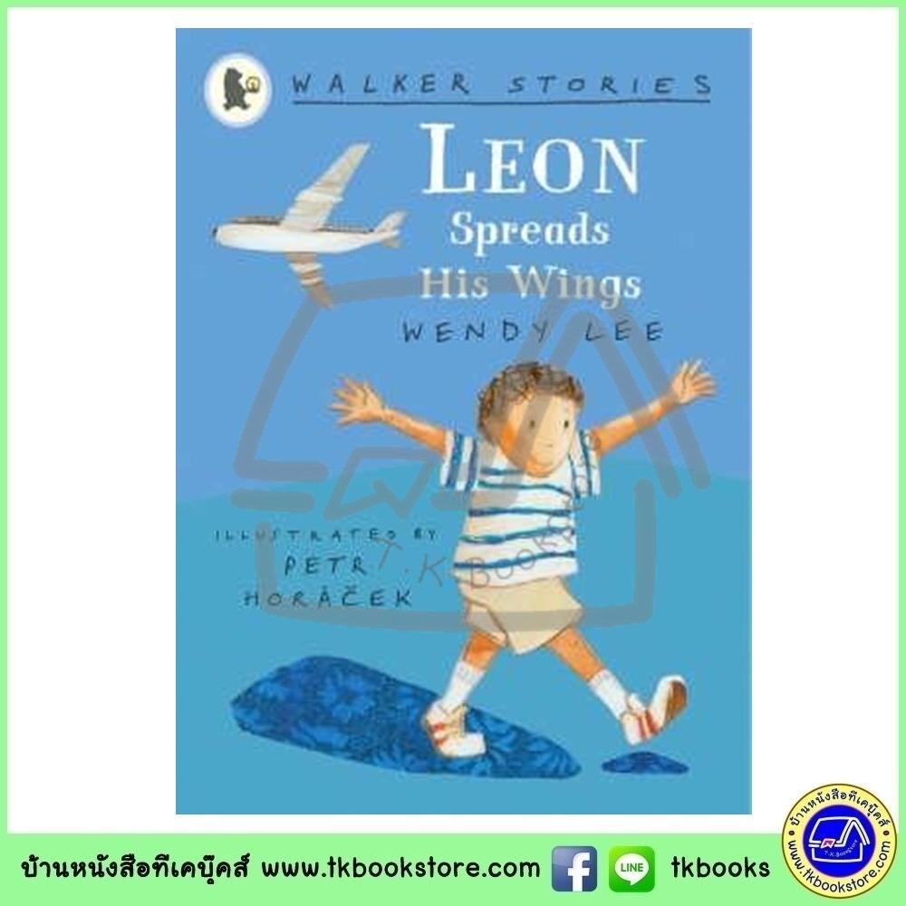 Walker Stories : Leon Spreads His Wing หนังสือเรื่องสั้นของวอร์คเกอร์ : ลีโอกางปีก