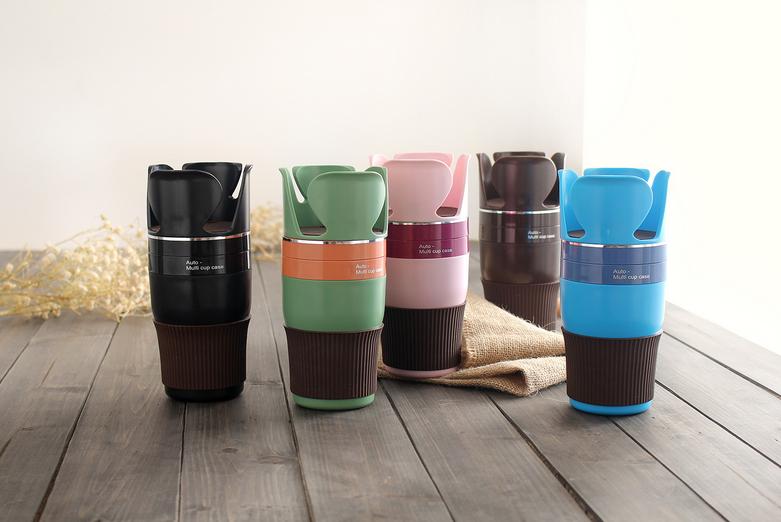 แก้วอเนกประสงค์บนรถยนต์ Auto multi cup case < พร้อมส่ง >