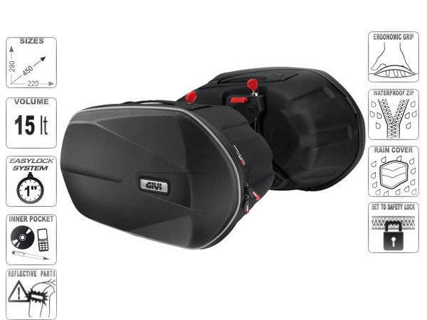 GIVI TPH01 Saddle bag