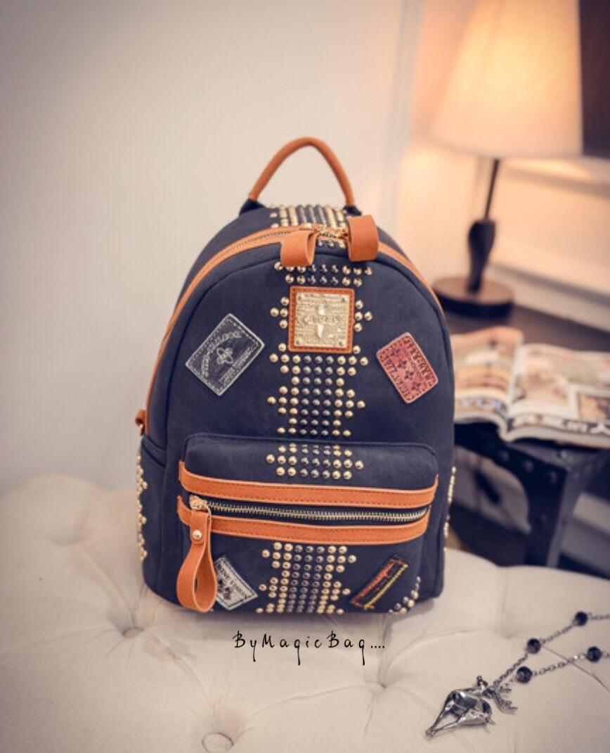 กระเป๋าเป้ JTXS Backpack D.I.Y high quality made in Hong Kong 2017...งานแท้นะคะ