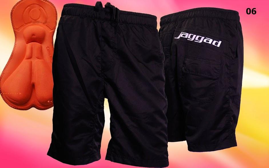 กางเกงลำลอง Jaggad (ถอดเป้าได้) เป้าหนาพิเศษ