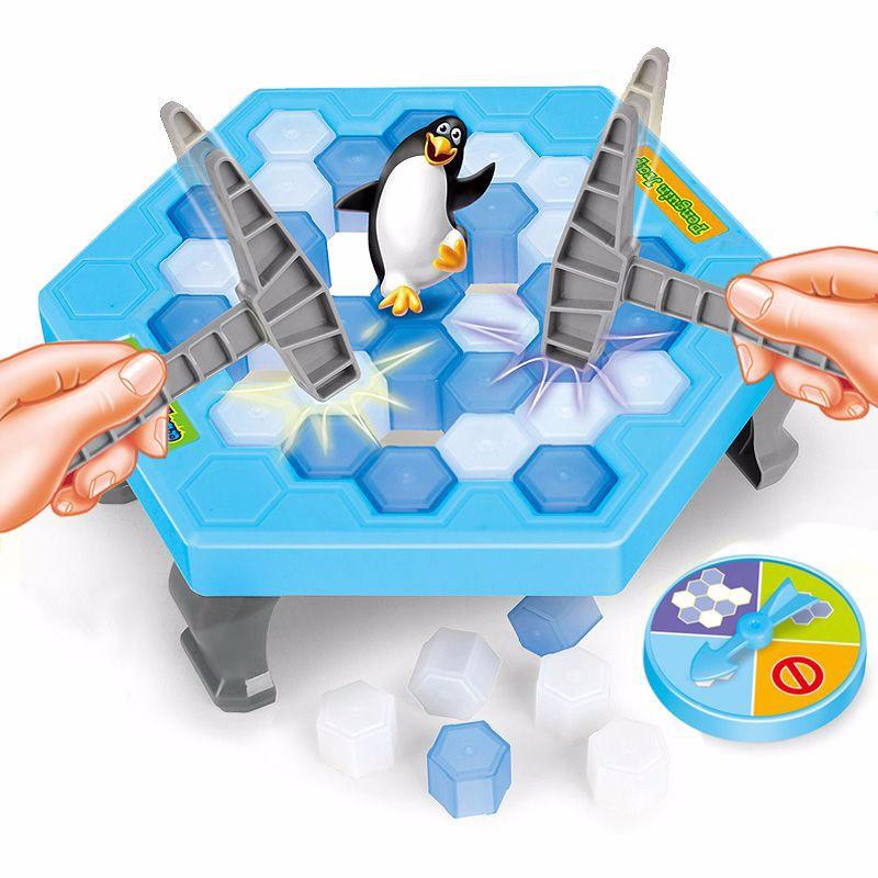 เกมทุบน้ำแข็ง Penguin trap < พร้อมส่ง >