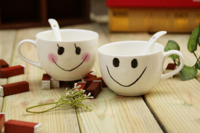 แก้วเซรามิคคู่ Loves Cup < พร้อมส่ง >